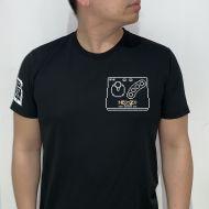 SNK Neo Geo Joystick T-Shirt