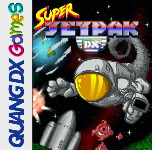 Super JetPak DX 1st Run