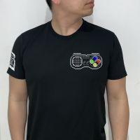 Nintendo SNES / SFC Joypad T-Shirt